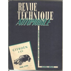 Citroën 2 CV - Revue technique automobile