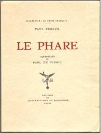 Le Phare, illustré par Pidoll
