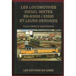 Locomotives Diesel Mixtes BB-63000 et dérivées