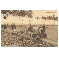 Labourage en Beauce - CITROEN