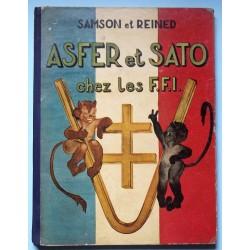 Asfer et Sato chez les F.F.I.