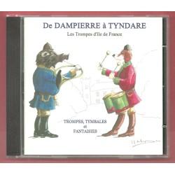 De Dampierre à Tyndare - Musiques de Chasse