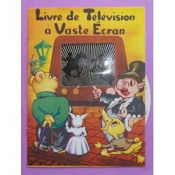 Télévision à Vaste écran - Courses de Chevaux