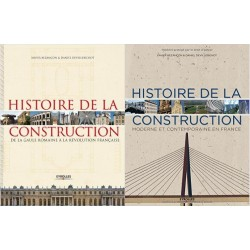 Histoire de la Construction - 2 tomes