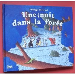 Une Nuit dans la Forêt - 3 D - Pop up