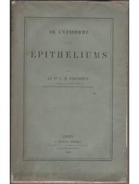De l'épiderme et des épithéliums