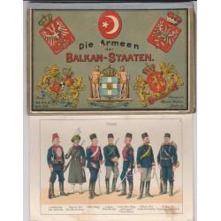 Die Armeen der Balkan Staaten