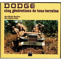 Dodge, 5 générations de tous terrains