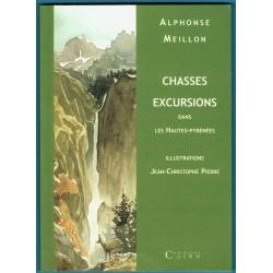 Chasses, Excursions dans les Hautes Pyrénées