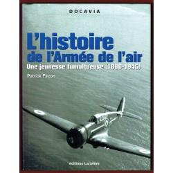L'histoire de l'Armée de l'Air - sa jeunesse