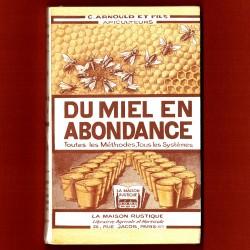 Du miel en abondance