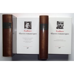 Oeuvres Romanesques - Faulkner