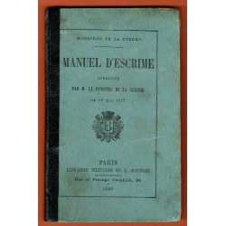 Manuel d'Escrime