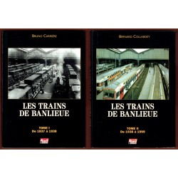 Les Trains de Banlieue