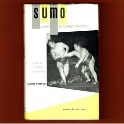 Sumo, sport de combat japonais