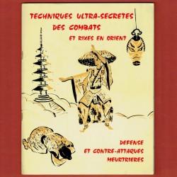 Techniques ultra secrètes des Combats et Rixes en Orient