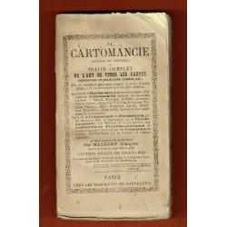 La Cartomancie ancienne et nouvelle