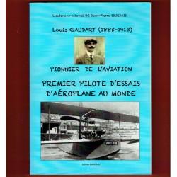 Louis Gaudart, Pionnier de l'Aviation
