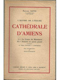 Cathédrale d'Amiens, l'œuvre de l'église