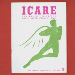 ICARE, Cahiers de l'Aviation 9