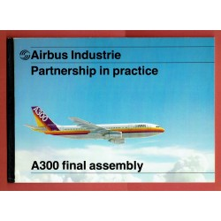 Airbus A300, final assembly