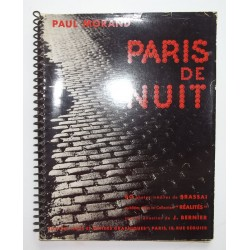 Paris de Nuit - Brassai