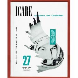 Icare, Cahiers de l'Aviation 27