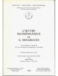 L'oeuvre Mathématiques de Desargues