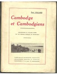 Cambodge et Cambodgiens