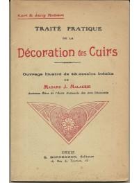 Décoration des Cuirs - Traité pratique