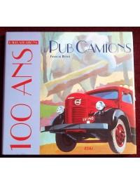 100 ans d'illustrations de Pub Camions