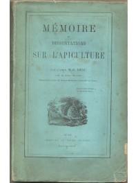 Apiculture - Mémoire et dissertations sur l'Apiculture