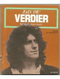 Joan Pau VERDIER