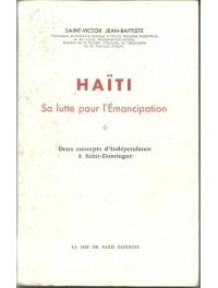 Haïti, Sa lutte pour l'Emancipation