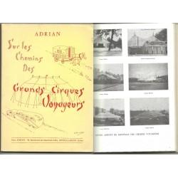 Adrian - Cirque - Sur les Chemins des Grands Cirques Voyageurs