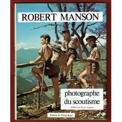Robert Manson, Photographe du Scoutisme