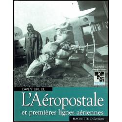 L'Aéropostale et premières lignes aériennes