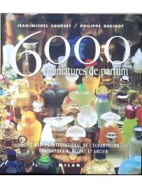 6000 miniatures de parfum