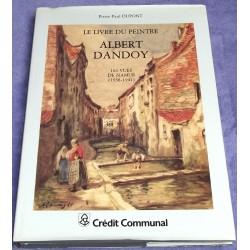 Albert Dandoy, le livre du peintre